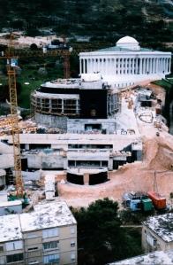 Arc building site