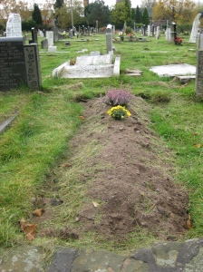 Graveside Stockport