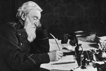 William Booth (10 April 1829 – 20 August 1912)