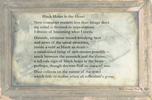 Black Holes in the Heart v2