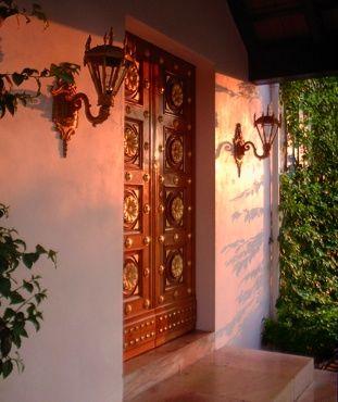 Shrine Entrance Bahji