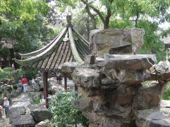 Garden in Yangzhou