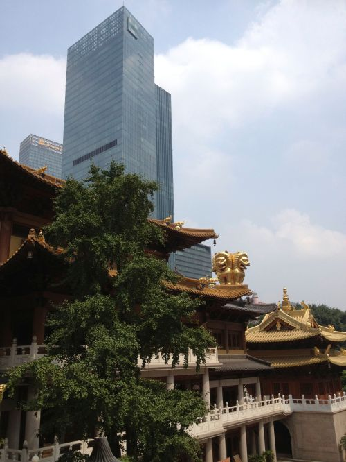 Jing'an highrise