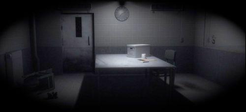 An Interrogation Room