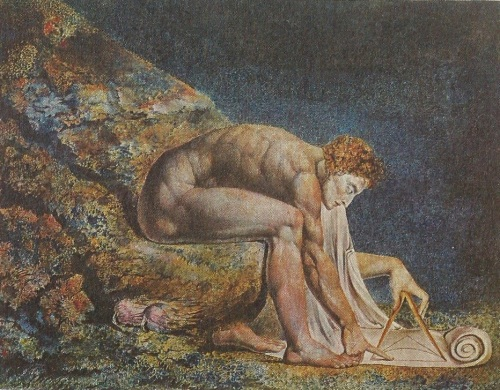 'Newton' by William Blake