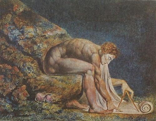 'Newton' by William Blake