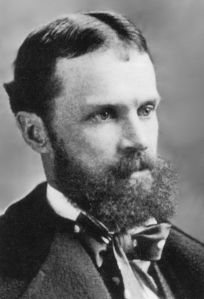 William James. (For source of Image see link.)