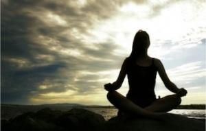 woman-meditating