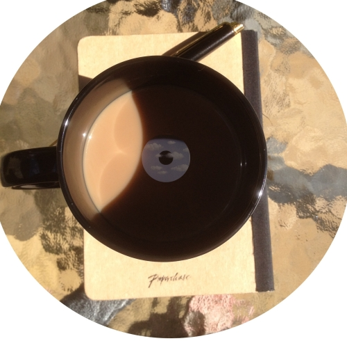 Mindful Eye Coffe cup