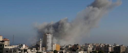 Gaza City  July, 2014