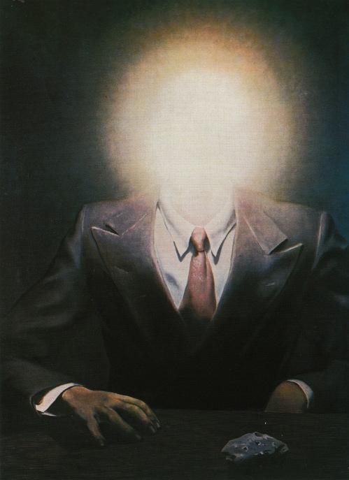 'The Pleasure Principle' by René Magritte