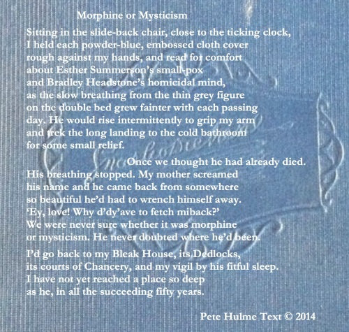 Morphine or Mysticism v3