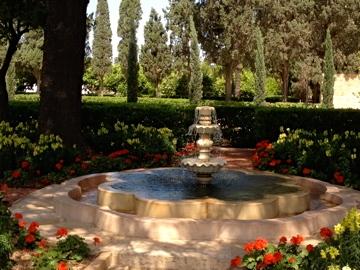 Ridván Garden