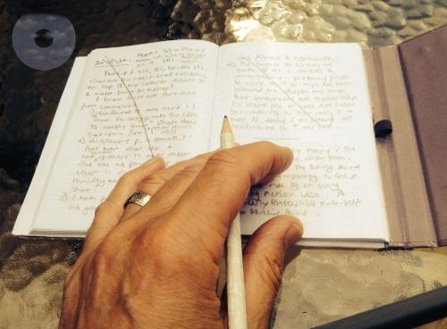 Notebook with Eye v2