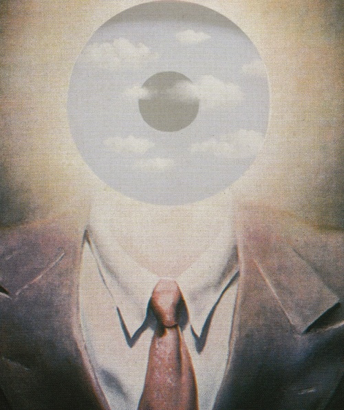 Image adapted from the Taschen edition of Renee Magritte