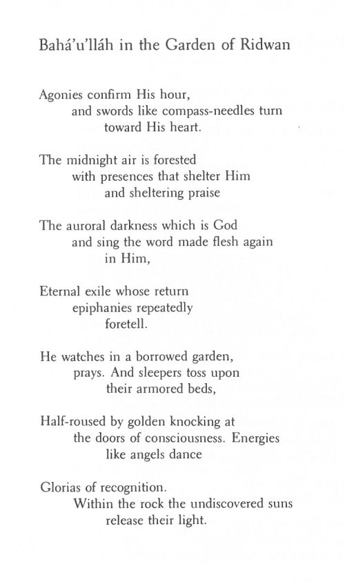 Scanned from 'Robert Hayden: Collected Poems - edited by Frederick Glaysher (Liveright Publishing)