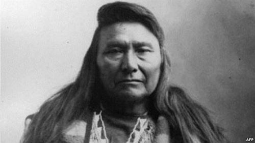Chief Joseph ( for source of image see link)
