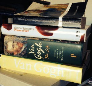 VG book stack