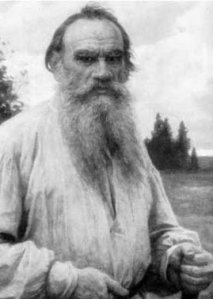 Tolstoy (for source of image see link)