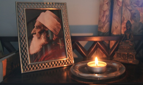 Candle 'Abdu'l-Bahá