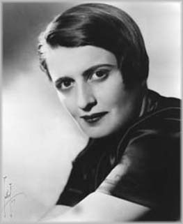 Ayn Rand (for source of image see link)