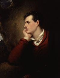 Lord Byron by Richard Westall (for source of image see link)