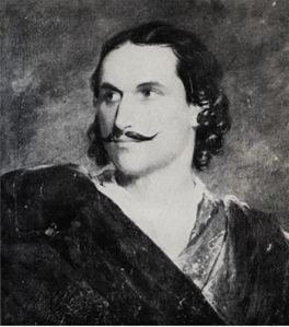 Edward John Trelawny (for source of image see link)