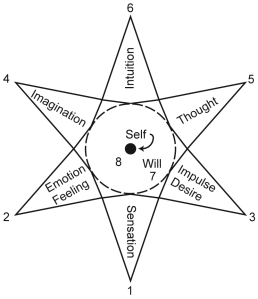 Star-diagram