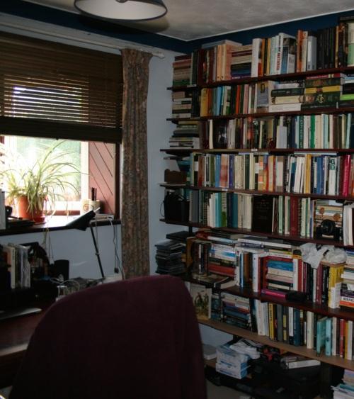 books-stacks