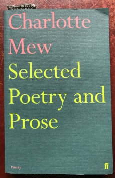 Mew Selected Poetry & Prose